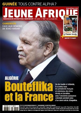 Jeune Afrique - 2 Août 2015