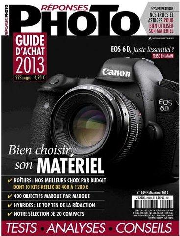 Réponses Photo 249 - Décembre 2012