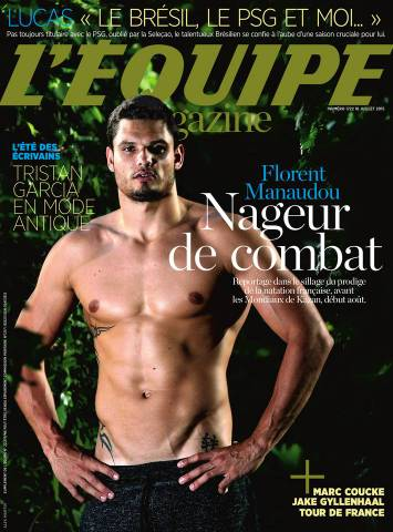 L'Equipe Magazine 1722 du 18 juillet 2015