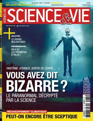 Science & Vie 1175 - Août 2015