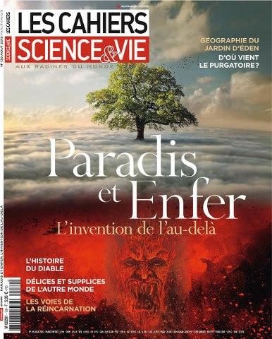 Les Cahiers de Science & Vie 139 - Paradis et Enfer