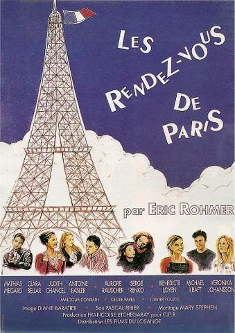 rEEW7m Eric Rohmer   Les rendez vous de Paris (1995)