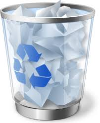 Trash Bin recovery