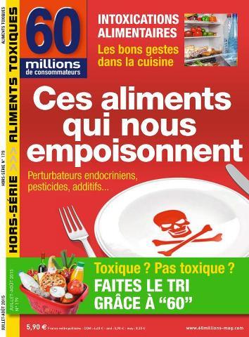 60 Millions de Consommateurs Hors-Série - Juillet-Août 2015