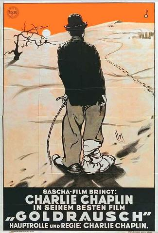 12gxcxv4nh3bvhbnseyh4r4 Charles Chaplin   The Gold Rush [+Extras] (1925)