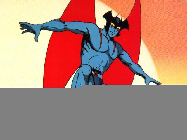 Devilman (6xDVD5) (1972) MHost Ita Serie Completa
