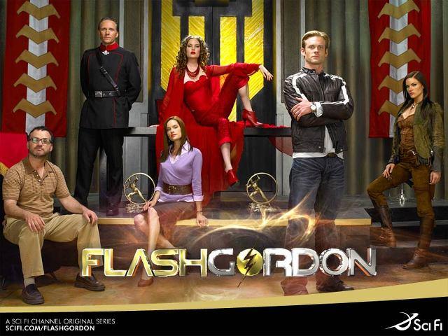 Flash Gordon - Stagione Unica (2007-2008) [Completa] DVDMux AC3 ITA