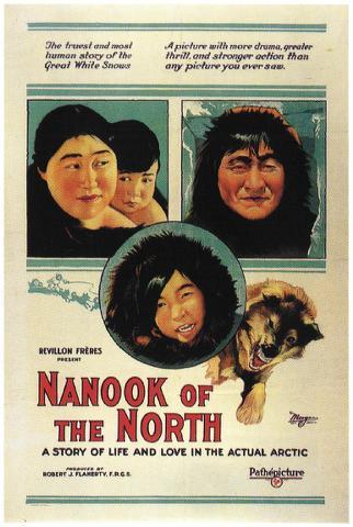 7yQjzp Robert J. Flaherty   Nanook of the North [+Extras] (1922)