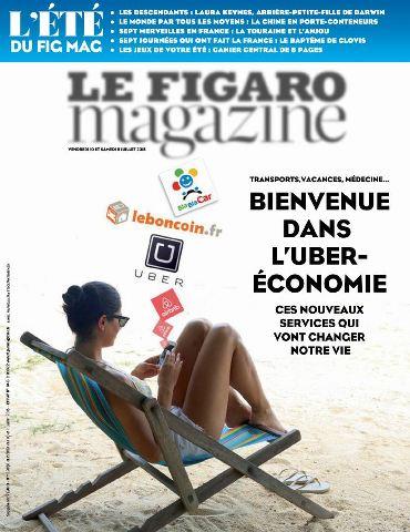 Le Figaro Magazine - 10 Juillet 2015