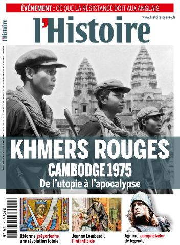 L'Histoire 381 - Khmers Rouges