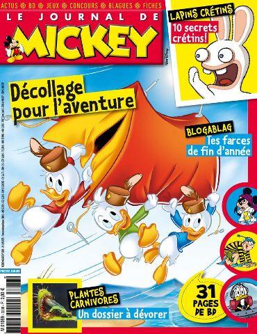 Le Journal de Mickey 3288 - 24 au 30 Juin 2015