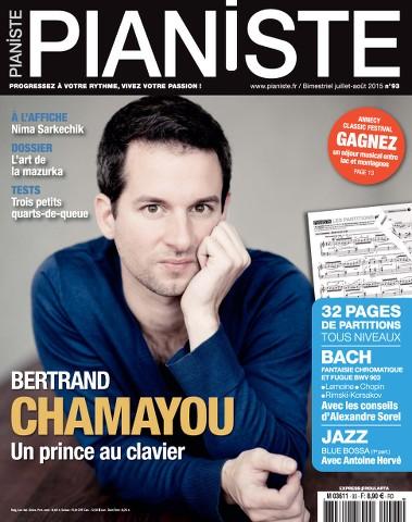 Pianiste 93 - Juillet/Aout 2015