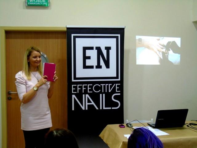 effective nails spotkanie blogerek