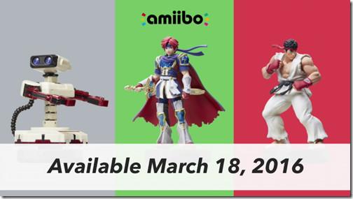 Cloud Strife, Bayonetta y Corrin tendrán figura de Amiibo