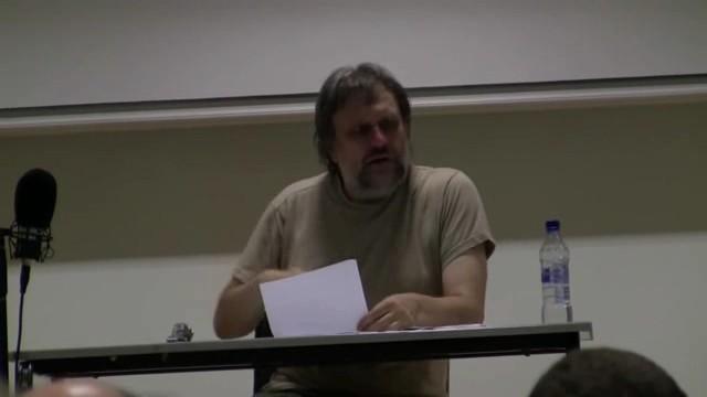 g4ZoLq Slavoj Zizek   Populism, Democracy and Iran (2009)