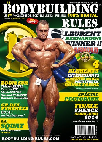 Bodybuilding Rules 12