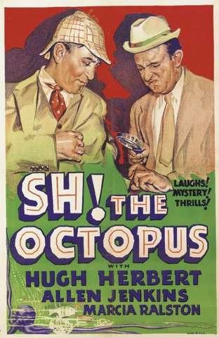 qWirSN William C. McGann   Sh! The Octopus (1937)