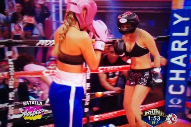 Vanessa Huppenkothen pierde ante 'Barby' Juárez