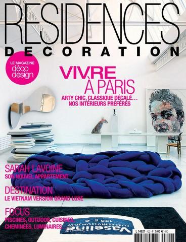 Residences Decoration - Mars/Avril 2015
