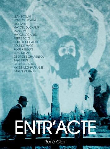 2PcCFu René Clair & Francis Picabia   Entracte (1924)