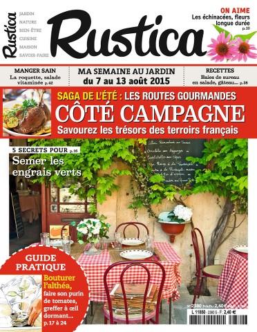 Rustica 2380 - 07 au 13 Août 2015