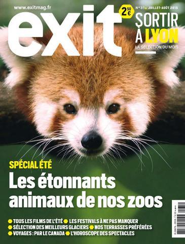 Exit - Juillet-Août 2015
