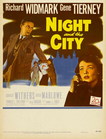 LVq7Ge Jules Dassin   Night and the City [+Extras] (1950)