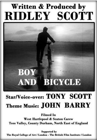 MBC5wE Ridley Scott   Boy and Bicycle (1965)