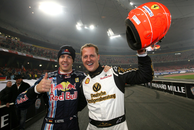 Sebestian Vettel+Michael Schumacher+F1 motorsport news+formula one news+n7thGear+ompRacing.boards.net+WEC+IndyCar+Sim Racing News