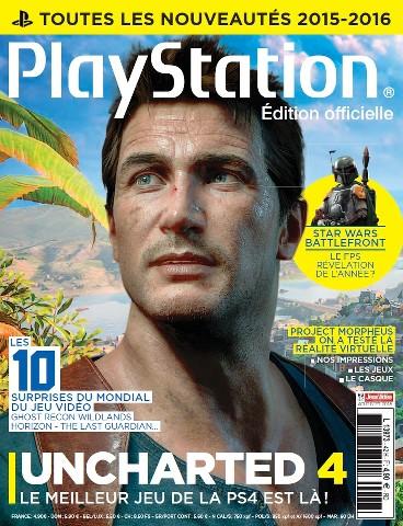 Playstation - Aout-Septembre 2015