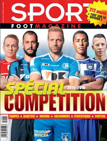 Sport foot Magasine 2015-07-22 N 30