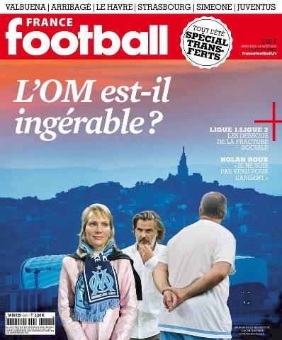 France Football 3617 du Mercredi 19 Août