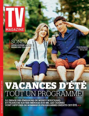 TV Magazine - 5 au 11 Juillet 2015