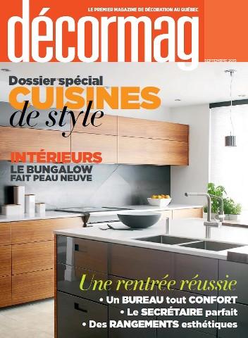 décormag - Septembre 2015