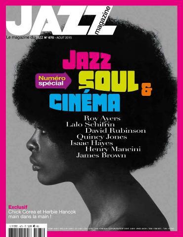 Jazz Magazine - Août 2015