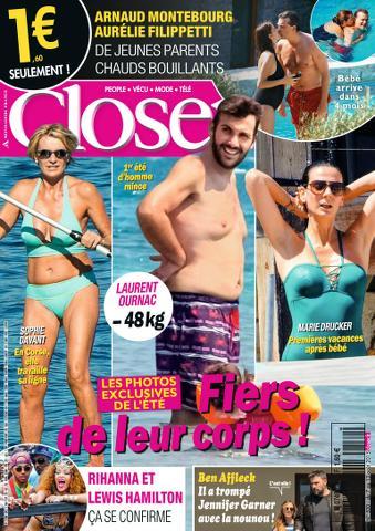 Closer - 7 au 13 Août 2015