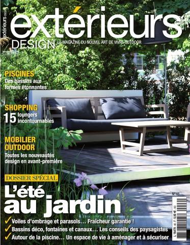 Extérieurs Design 46 - Juillet-Aout 2015