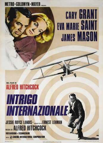 ZIGQkE Alfred Hitchcock   North by Northwest (1959)
