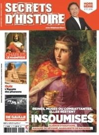 Secrets d'Histoire Hors Série 1 - Eté 2015