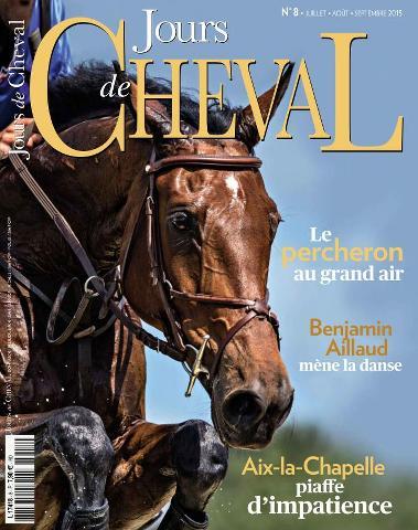 Jours de Cheval - Juillet-Septembre 2015