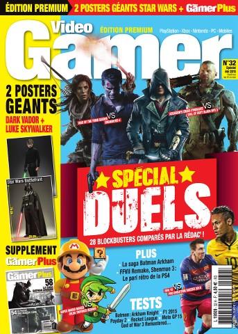 Video Gamer 32 - Spécial Été 2015