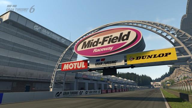 GT6 Mid Field Raceway