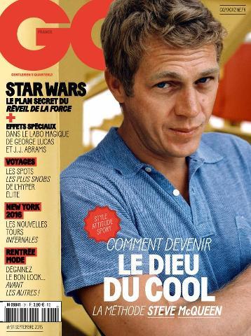 GQ France 91 - Septembre 2015