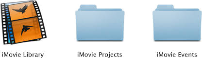 Reset Deleted iMovie Project