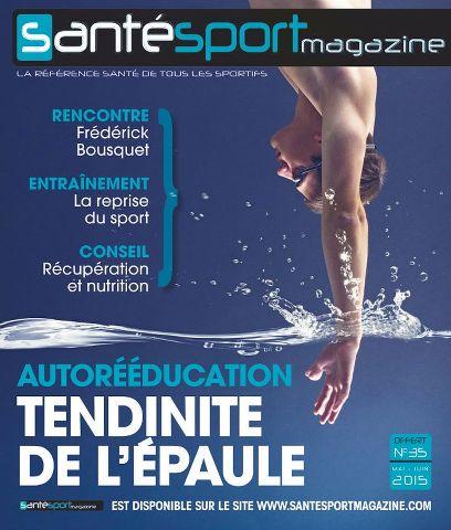 Santé Sport Magazine 35 - Mai/Jun 2015