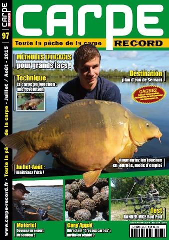 Carpe Record - Août 2015