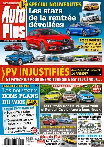 Auto Plus 1406 - 14 au 20 Août 2015