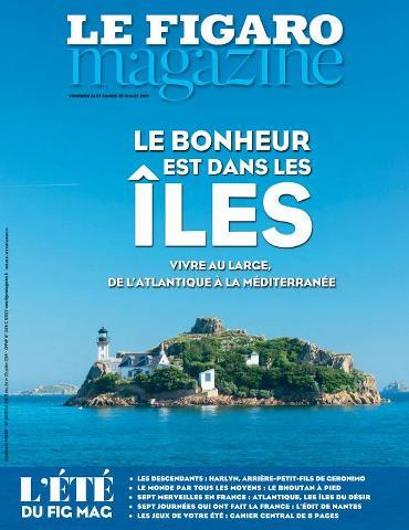Le Figaro Magazine - 24 Juillet 2015