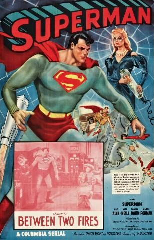 rLsCGY Spencer Gordon Bennet & Thomas Carr   Superman (1948)