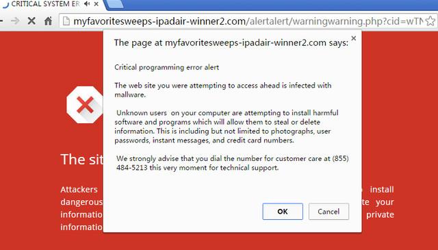 Myfavoritesweeps-ipadair-winner2.com